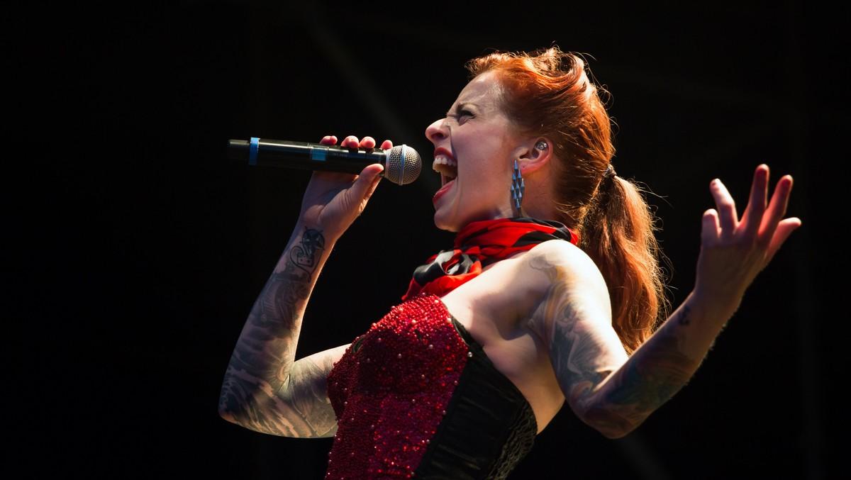 Zpěvačka chce získat ocenění American Music Award.