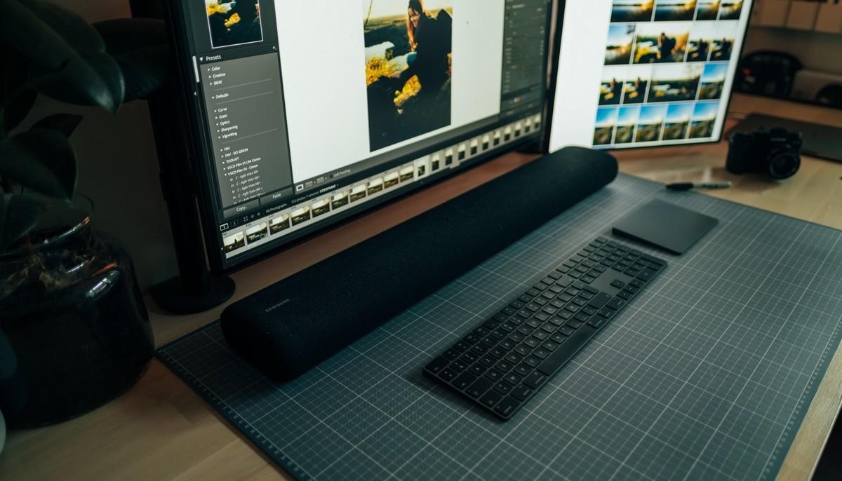 Soundbar je jednou z důležitých součástí pro domácí kino.