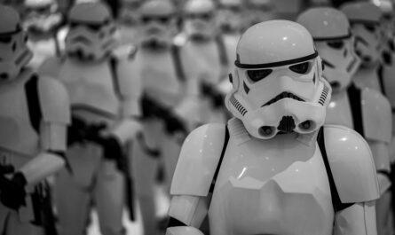 Mezi nejvýdělečnější filmy všech dob patří také Star Wars.