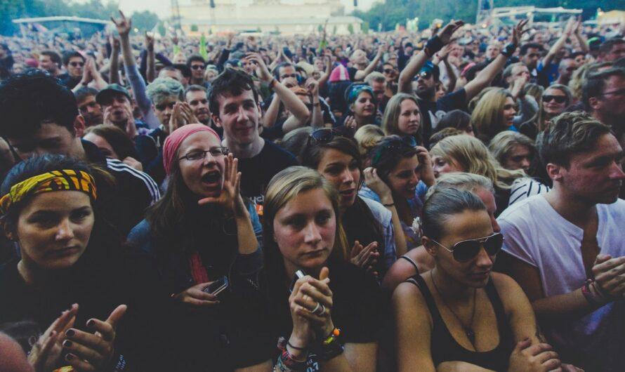 Woodstock byl kultovním hudebním festivalem